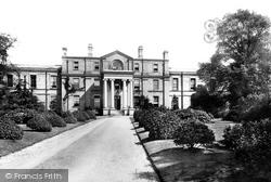 Hospital 1893, Ipswich