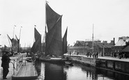 Ipswich, Lock Gates 1921