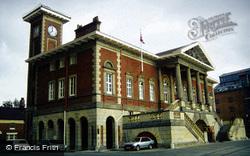 Old Custom House 1990, Ipswich