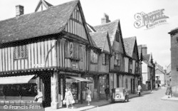 Silent Street c.1955, Ipswich