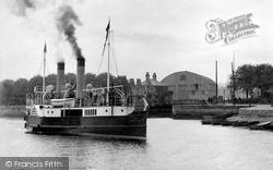 Ss Suffolk 1896, Ipswich
