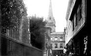 Ipswich, St Lawrence Street 1921