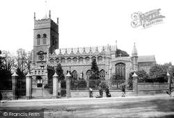 St Margaret's Church 1893, Ipswich