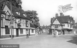 St Margaret's Plain c.1955, Ipswich