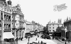 Tavern Street 1896, Ipswich