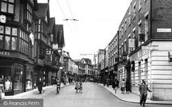Tavern Street c.1955, Ipswich