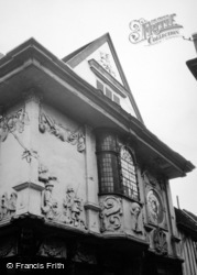 The Ancient House 1950, Ipswich