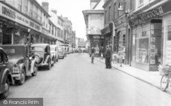 Ipswich, The Butter Market c.1950