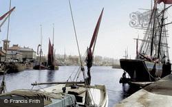 The Docks 1893, Ipswich