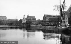 The Docks c.1955, Ipswich