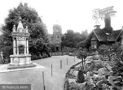 The Grammar School And Upper Arboretum 1921, Ipswich