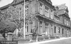Ipswich, The Museum c.1950