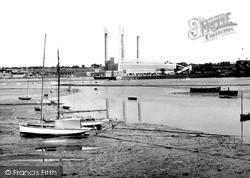 The Power Station c.1955, Ipswich