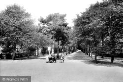 The Promenade 1893, Ipswich