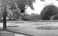 The Upper Arboretum, Christchurch Park c.1955, Ipswich