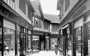 Ipswich, the Walk c1955