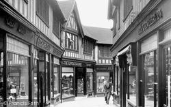 The Walk c.1955, Ipswich