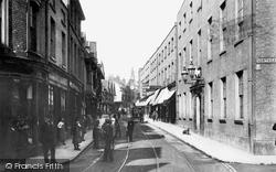 The White Horse, Tavern Street 1893, Ipswich