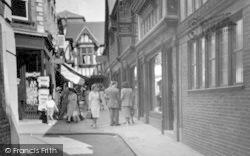 Ipswich, Thoroughfare c.1955