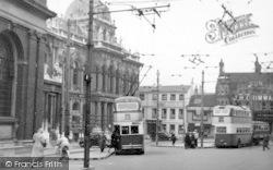 Ipswich, Town Hall c.1950