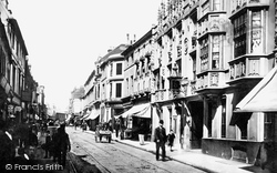 Westgate Street 1893, Ipswich