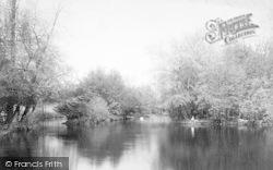 Ipswich, Wilderness Pond 1896
