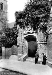 Wolsey's Gate 1893, Ipswich