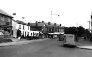 Irby, the Village c1955
