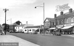 Irby, The Village c.1955