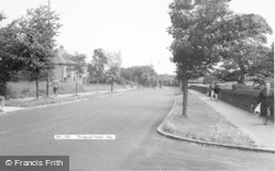 Irby, Thingwall Road c.1955