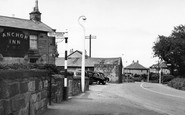 Irby, Thurstaston Road c1955