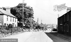 Main Street c.1955, Ireby