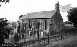 Ireby, The Old Church c.1955