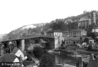 Ironbridge, 1904