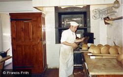 Blists Hill Museum, The Bakery 1989, Ironbridge