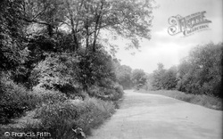 Broseley Road 1925, Ironbridge