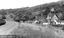 Dale Road c.1960, Ironbridge