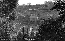 From Broseley Road 1904, Ironbridge