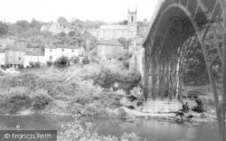 From The Bridge c.1960, Ironbridge