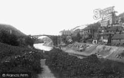 From The East 1896, Ironbridge