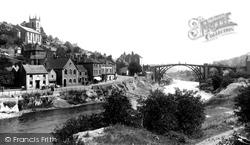 From The West 1896, Ironbridge