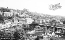General View c.1960, Ironbridge