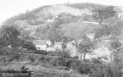 Rotunda Cliff 1892, Ironbridge