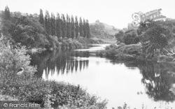 The 12 Apostles, River Severn 1892, Ironbridge