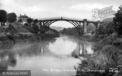 The Bridge c.1955, Ironbridge