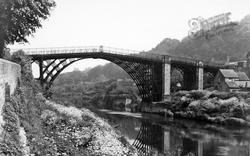 The Bridge, Erected 1779 c.1955, Ironbridge