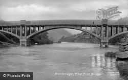 The Free Bridge 1892, Ironbridge