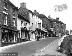 Tontine Hill c.1955, Ironbridge