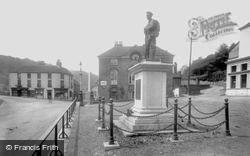 War Memorial 1925, Ironbridge