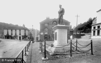 Ironbridge, War Memorial 1925